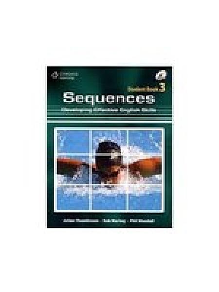 二手書博民逛書店《Sequences (3) with MP3 CD/1片》 R2Y ISBN:9789866637773
