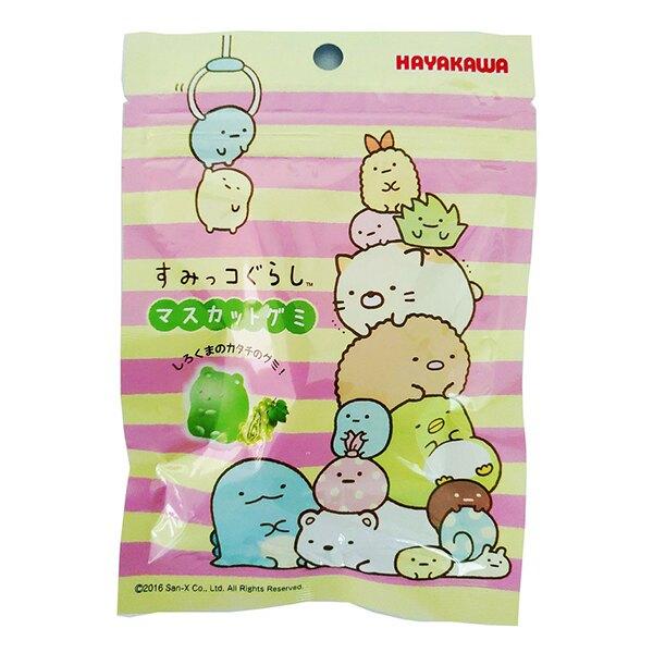 【Hayakawa 早川製菓】角落生物 拉拉熊 小丸子 葡萄 藍莓 乳酸菌 優格 軟糖 糖果
