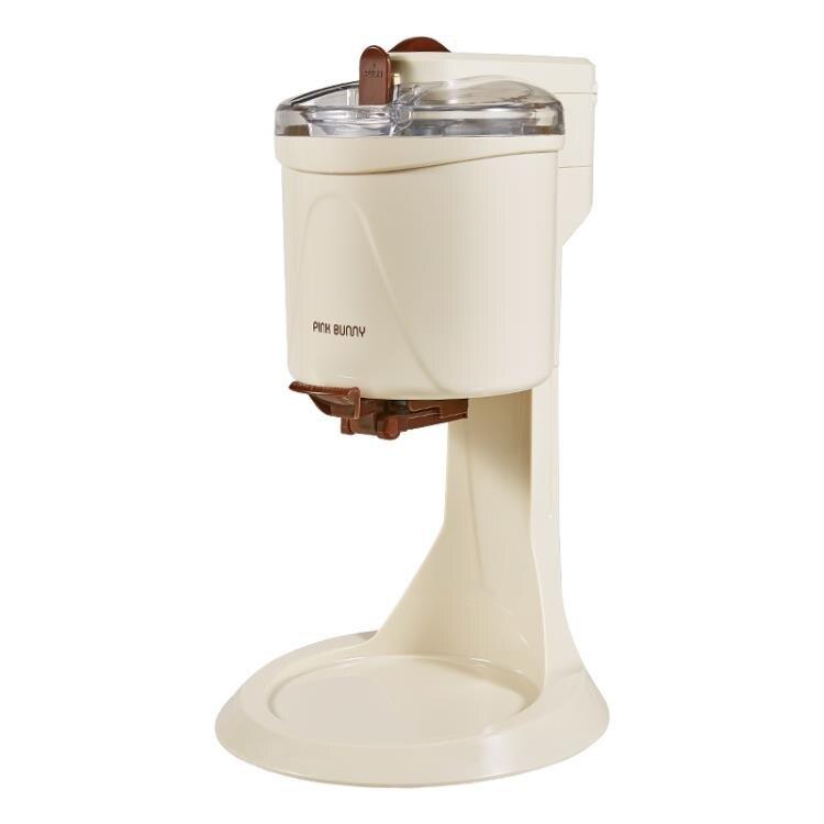 班尼兔冰淇淋機家用小型迷你全自動甜筒機雪糕機自制冰激凌機器AF