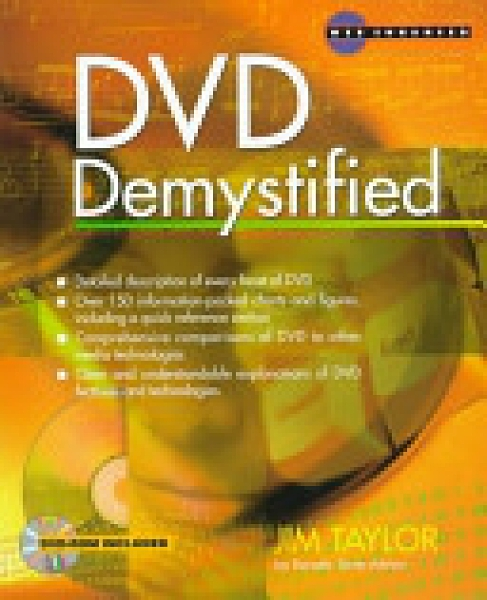 二手書博民逛書店 《DVD Demystified: The Guidebook for DVD-Video and DVD-ROM》 R2Y ISBN:0070648417