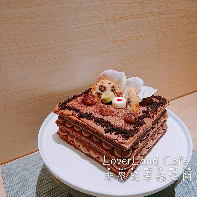 野莓巧克力蛋糕 Wildberries Chocolate Mousse ( 6吋蛋糕)