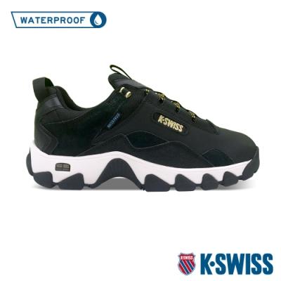 K-SWISS Cali Trail WP戶外運動防水鞋-女-黑