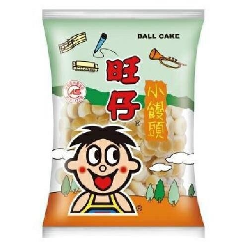 (活動品)旺旺 旺仔小饅頭(105g/包) [大買家]