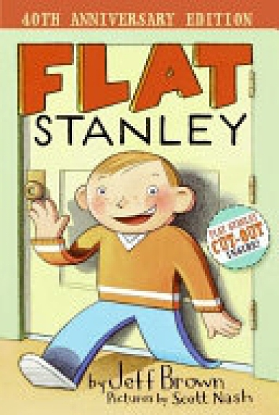 二手書博民逛書店 《Flat Stanley: His Original Adventure!》 R2Y ISBN:0060097914│Harper Collins