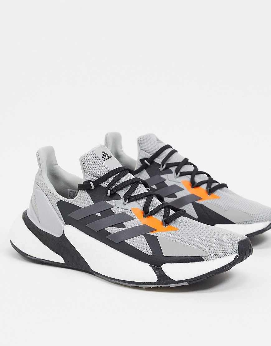 adidas Running X9000 trainers in grey
