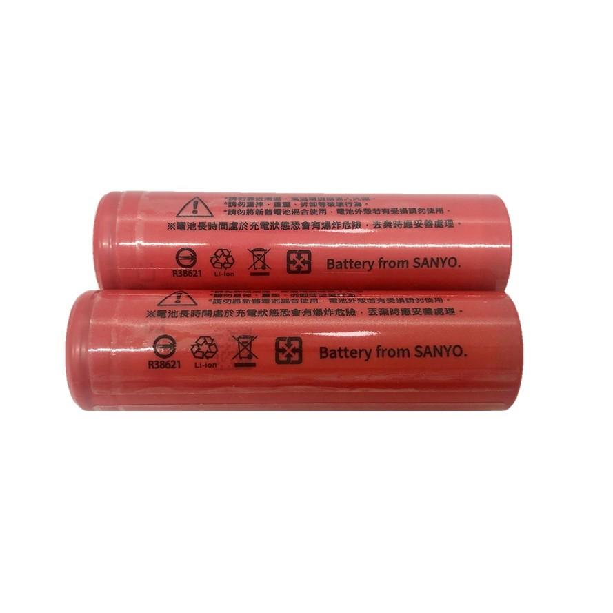 【威富登LED】三洋2200mAh 商檢合格 18650鋰電池 頭燈電池 3.7V手電筒電池 三洋18650
