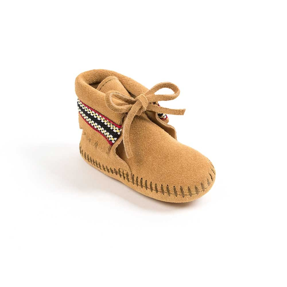 Minnetonka Braid Bootie - Infants Bootie