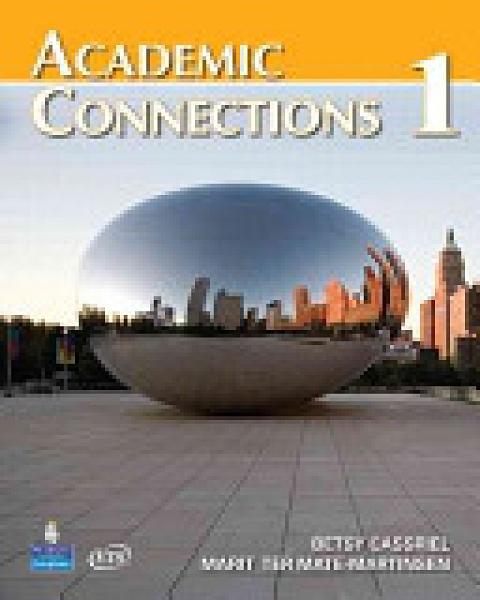 二手書博民逛書店 《Academic Connections》 R2Y ISBN:0132338432│Prentice Hall