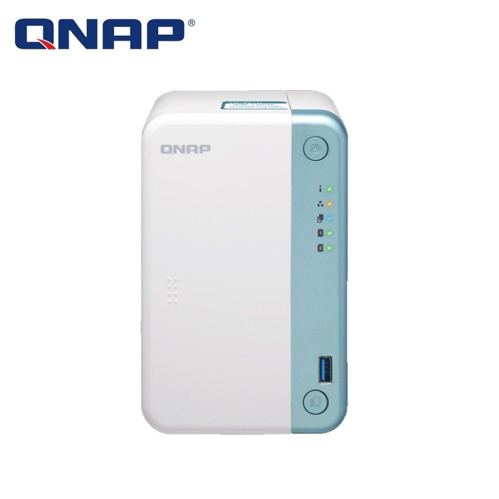 QNAP 威聯通 TS-251D-4G 網路儲存伺服器 [富廉網]