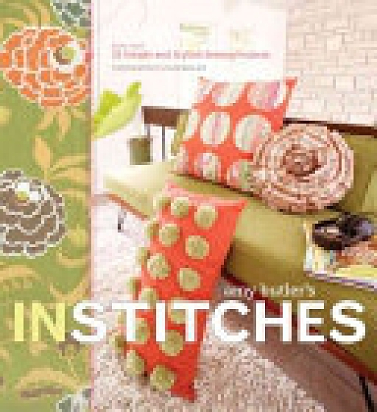 二手書《Amy Butler s In Stitches: More Than 25 Simple and Stylish Sewing Projects》 R2Y ISBN:0811851591