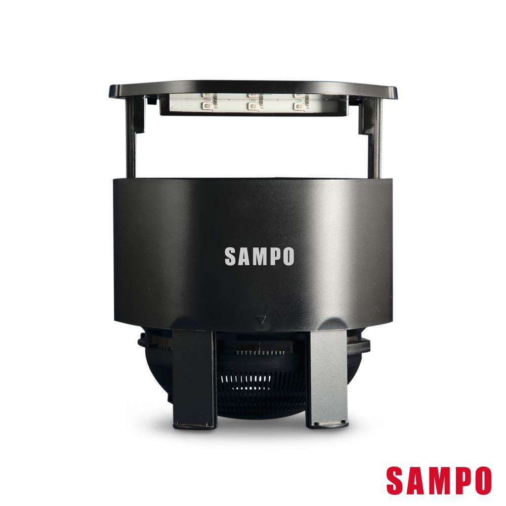 【夏日防蚊必備】SAMPO聲寶 攜帶型光觸媒強效捕蚊燈 ML-WS02E-B (一入$1080 / 二入$1880)