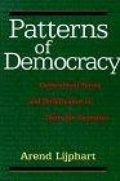 二手書《Patterns of Democracy: Government Forms and Performance in Thirty-Six Countries》 R2Y ISBN:030007