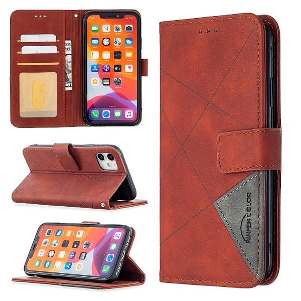 防摔蘋果12 mini保護套 IPhone 12翻蓋手機殼 插卡iPhone12 Pro Max保護殼翻蓋 簡約皮套蘋果12 Pro手機套