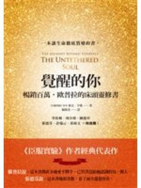 二手書博民逛書店《覺醒的你:暢銷百萬,歐普拉的床頭靈修書》 R2Y ISBN:9861754881