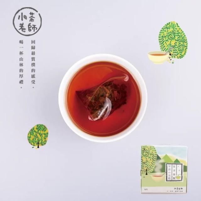 【津香茶業-小茶老師】一日時光/早晨之復甦-紅玉紅茶(12入)
