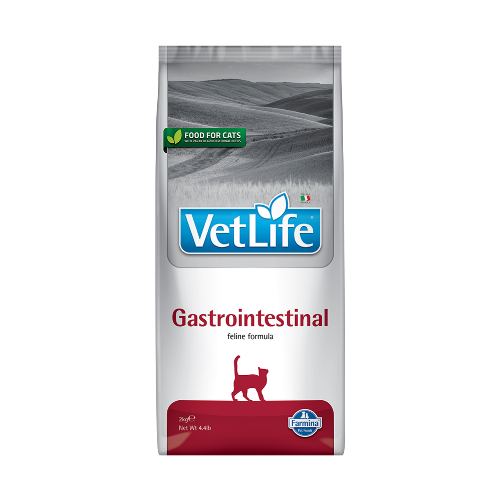 獸醫寵愛天然處方系列-貓用腸胃道配方 (2kg)