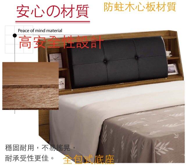 【綠家居】琳娜 現代5尺透氣皮革雙人床頭箱(不含床底&不含床墊)