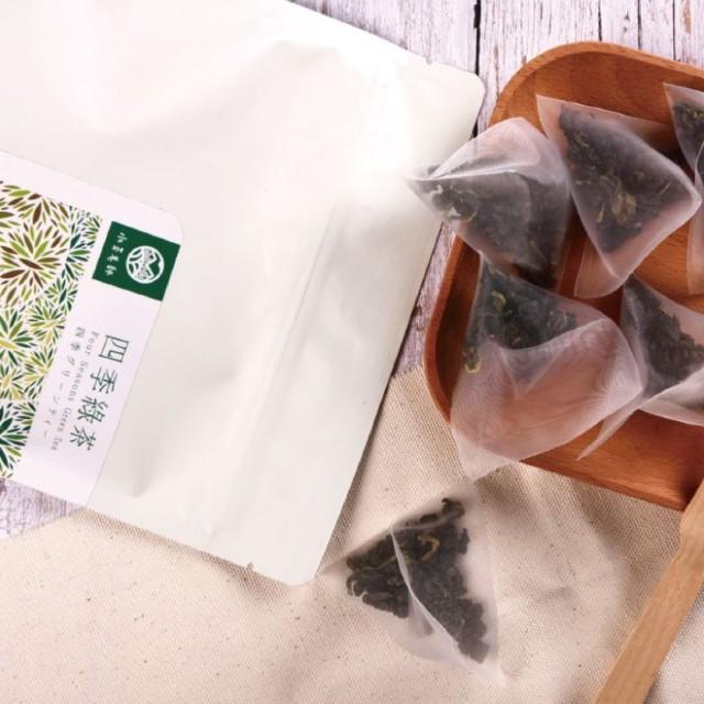 【津香茶業-小茶老師】一日時光/日之光-四季綠茶(12入)