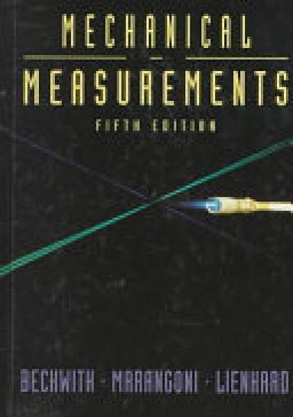 二手書博民逛書店 《Mechanical Measurements》 R2Y ISBN:0201569477│Prentice Hall