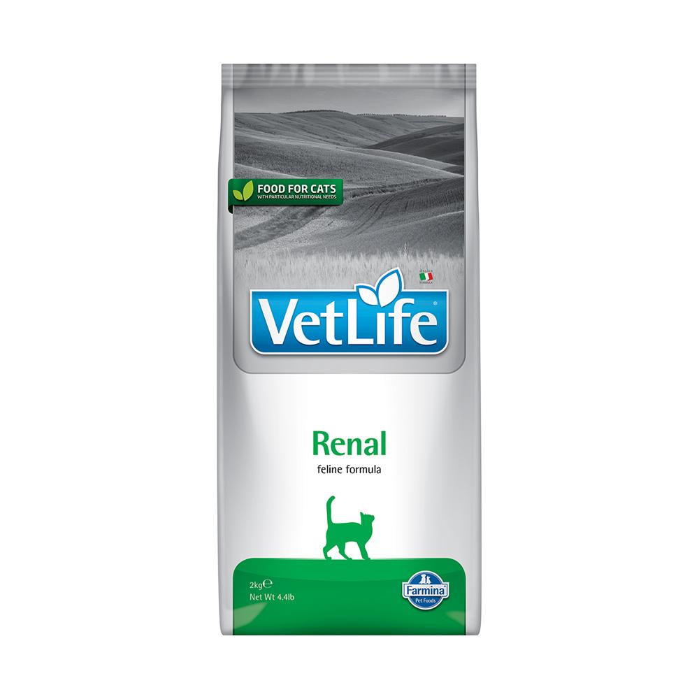 獸醫寵愛天然處方系列-貓用腎臟配方 (2kg)