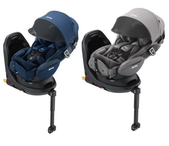 Aprica 愛普力卡 Fladea grow ISOFIX All-around Safety 0-4歲安全汽車座椅【六甲媽咪】