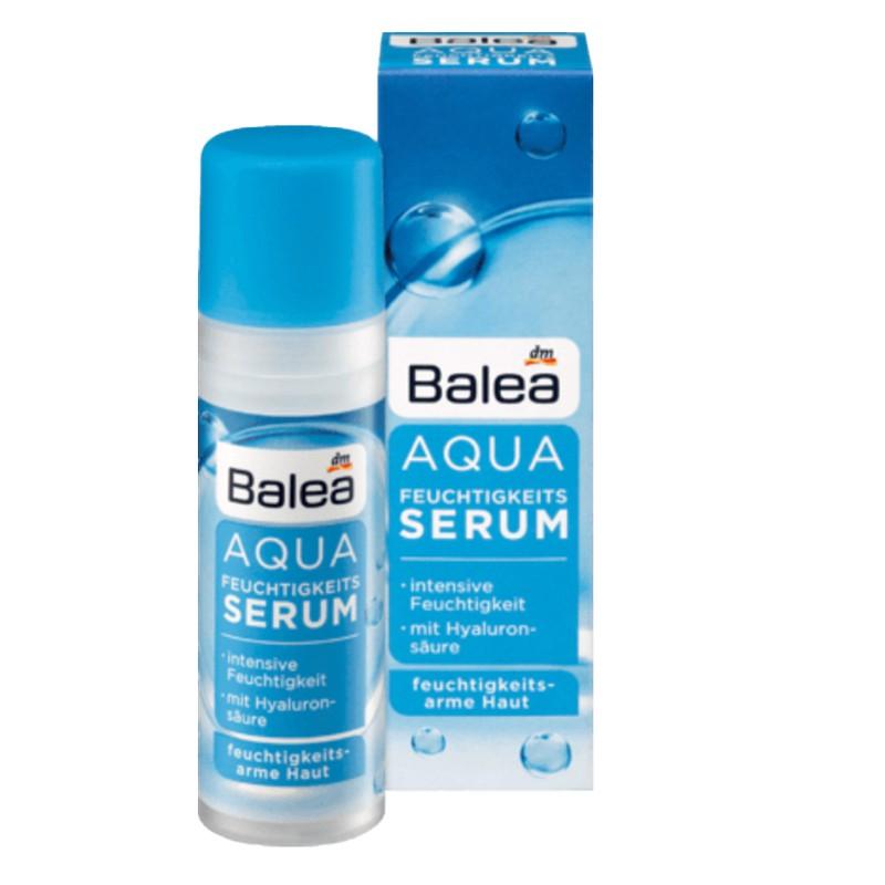 德國Balea AQUA Serum 水嫩滋潤24小時水凝強效保濕精華