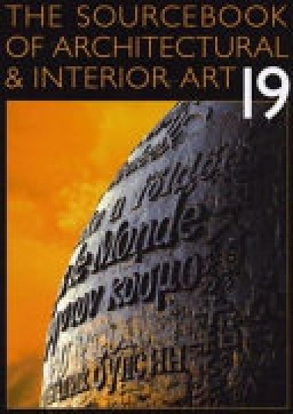 二手書博民逛書店 《The Sourcebook of Architectural & Interior Art》 R2Y ISBN:1880140543│GUILD, LLC