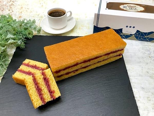 《無糖》蔓越莓長崎蛋糕《糖尿病友善》