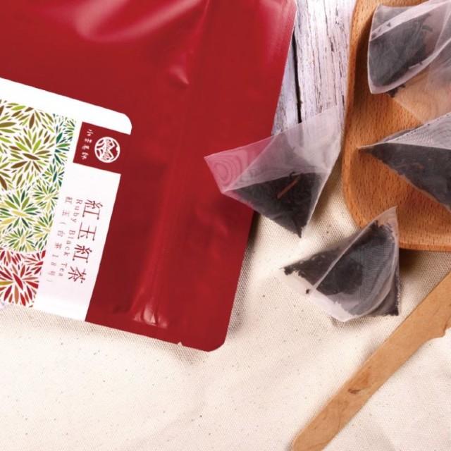 【津香茶業-小茶老師】辦公室分享包/紅玉紅茶(15入)