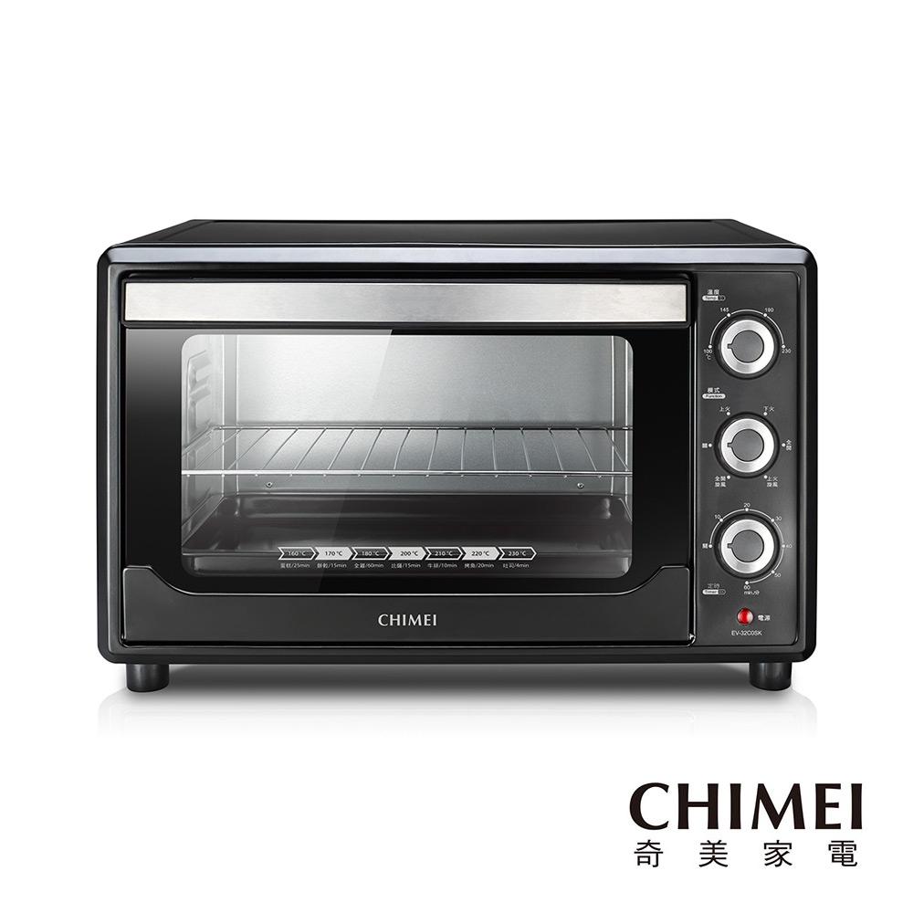 CHIMEI奇美 32公升旋風電烤箱 EV-32C0SK