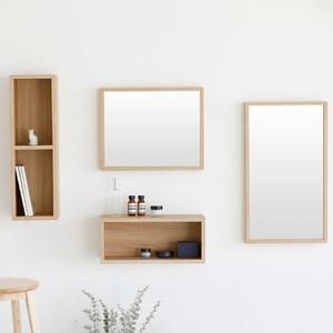 【MH家居】莫里斯壁掛鏡L
