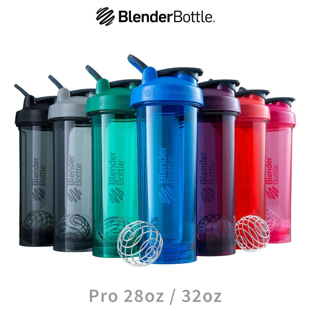 【美國 Blender Bottle】Pro 進階版搖搖杯 28oz / 32oz 宙斯健身網