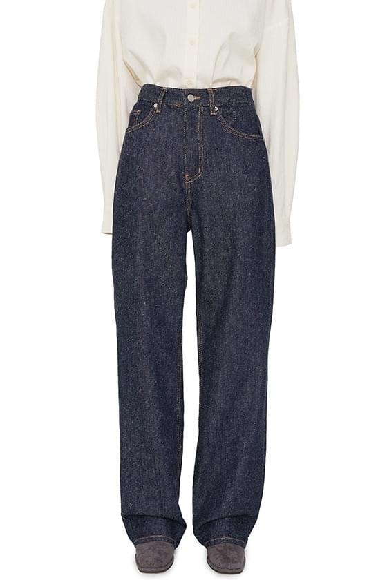 韓國空運 - Scotch straight jeans 牛仔褲