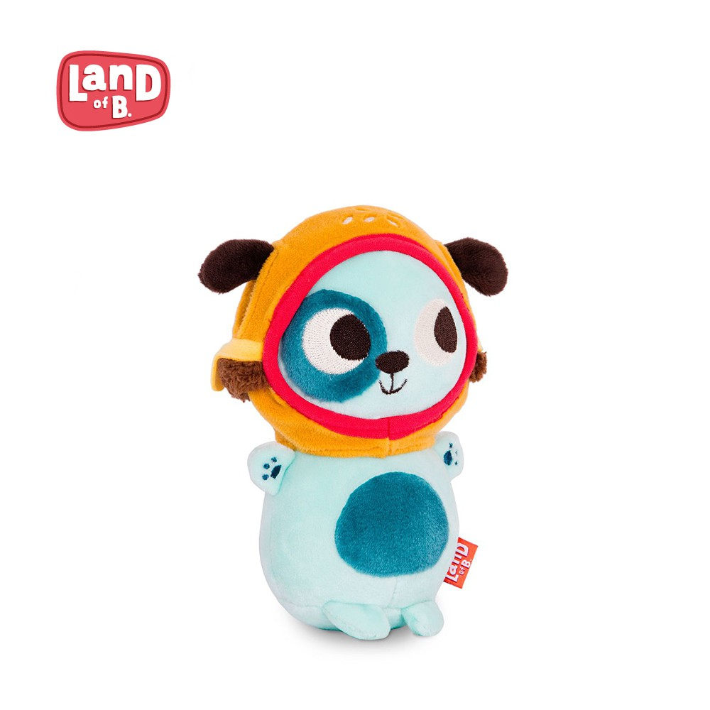 B.Toys Land of B.沃菲吉事堡(香味玩偶) 玩具 小朋友 安撫玩偶