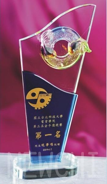 水晶獎座【C830B】獎座 獎盃 獎牌/社團用品/禮贈品/宣導品