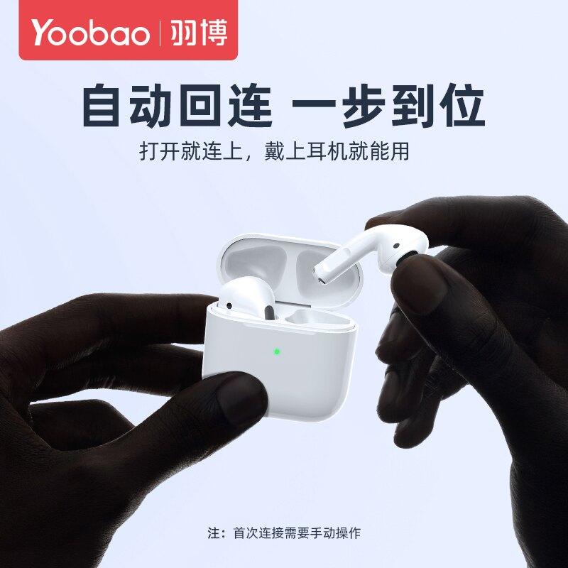 無線藍牙耳機雙耳半入耳式適用于iPhone11promax華為超長待機高清通話時尚運動mini迷你耳機蘋果安卓通用