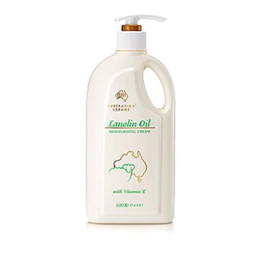【花想容】Lanolin Oil 澳洲綿羊油 500g 澳洲代購 保濕乳液
