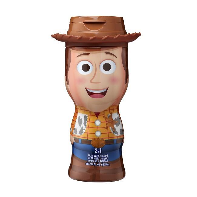 Toy Story 胡迪2合1沐浴洗髮精350ml