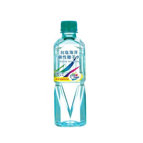台鹽海洋鹼性離子水PET-420ml