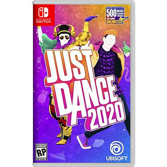 【NS 遊戲】任天堂 Switch Just Dance 舞力全開 2020《中文版》(支援線上更新中文)【三井3C】