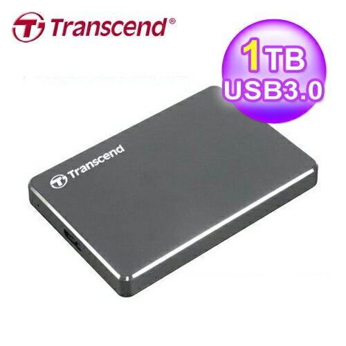 【Transcend 創見】1TB StoreJet 25C3N 外接式硬碟【三井3C】