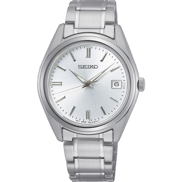 SEIKO精工經典百搭簡約腕錶 6N42-00L0S SUR315P1