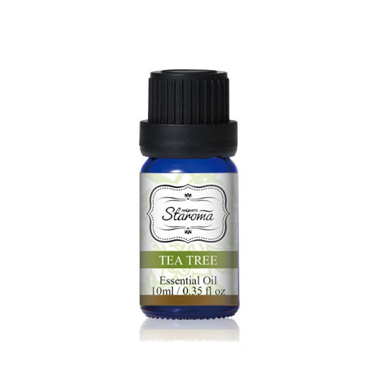 STAROMA100%天然單方精油-茶樹精油-【亞洛美AROMATE】
