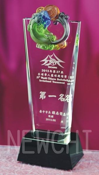 水晶獎座【C765B】獎座 獎盃 獎牌/社團用品/禮贈品/宣導品