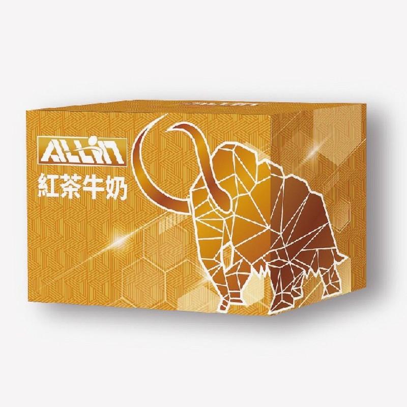 All in乳清-紅茶牛奶