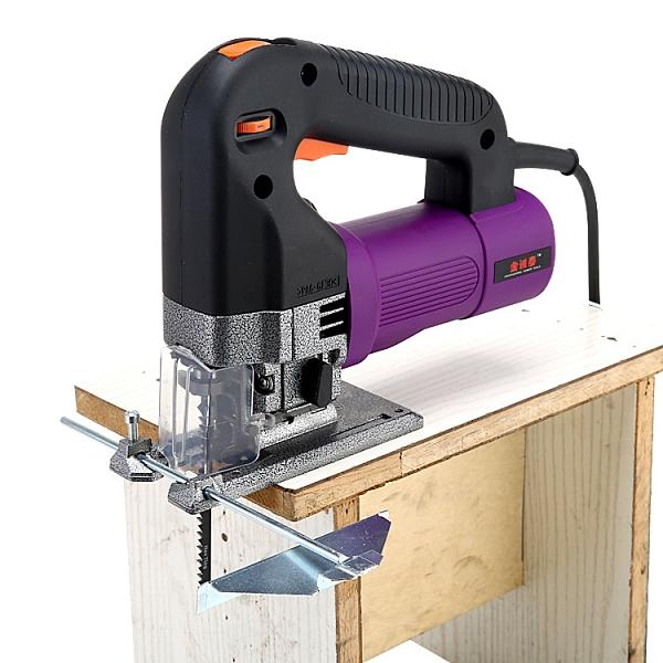 曲線鋸家用電鋸多功能往復鋸木板拉花迷你切割機手持電動木工工具 潮流衣舍