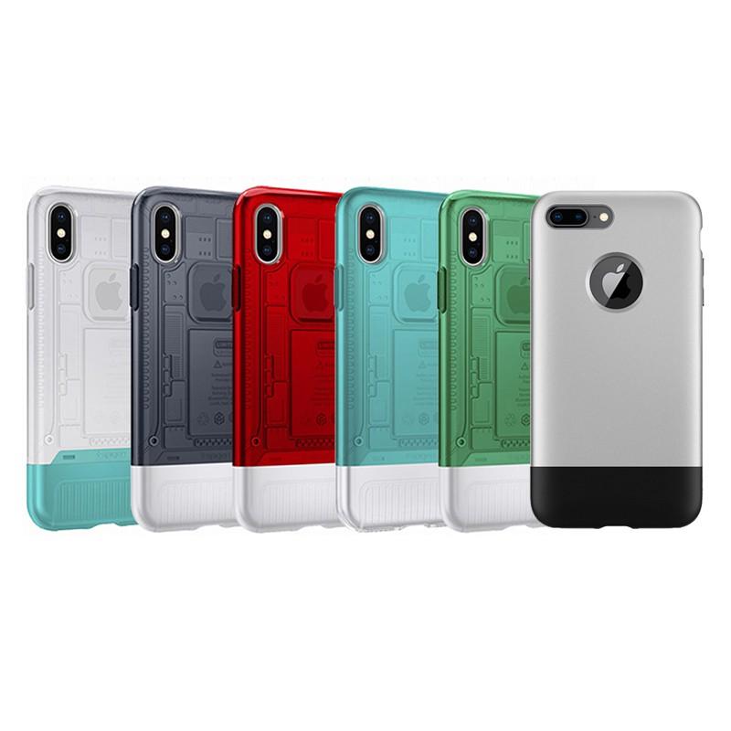 SGP / Spigen iPhone 7+/8+ Classic C1十週年紀念手機殼_SGP官旗