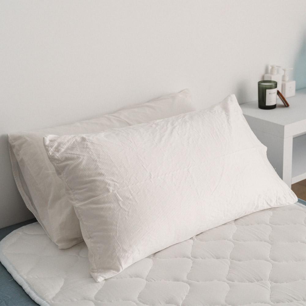 【港澳限定】Cool Bear 熊冷枕套 / 2入 / 業界最高Q-MAX涼感素材