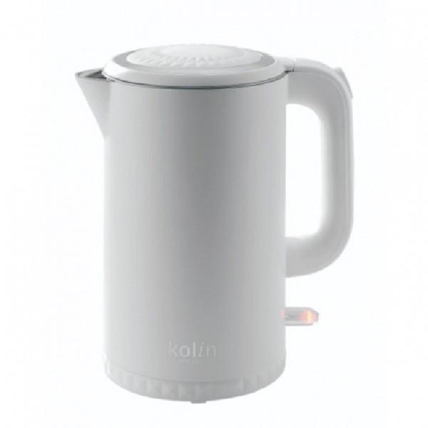 Kolin 歌林 KPK-LN207 不鏽鋼雙層防燙快煮壺