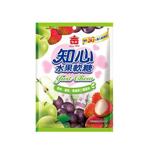 義美知心水果軟糖(酸甜)235g【愛買】